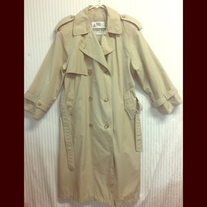 LONDON FOG Towne 12P Trench Coat
